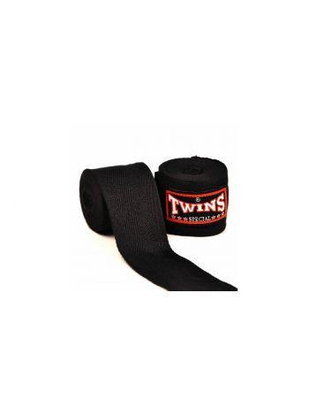 Бинты для бокса TWINS CH-1 черные