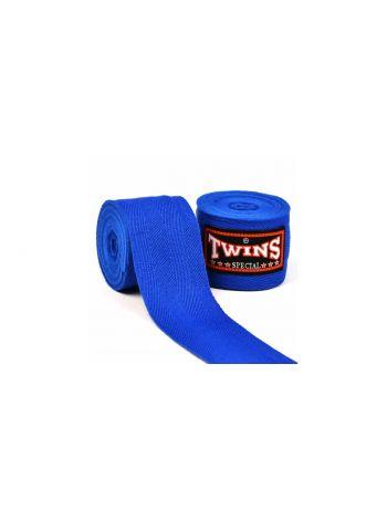 Боксерские бинты TWINS CH-1 синие