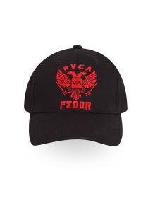 Кепка RVCA UFC Fedor черная