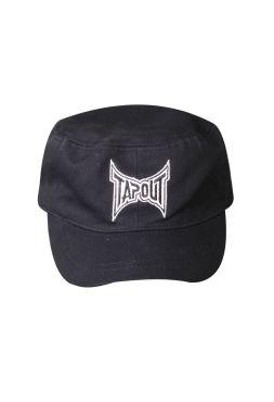 Кепка черная Tapout Logo