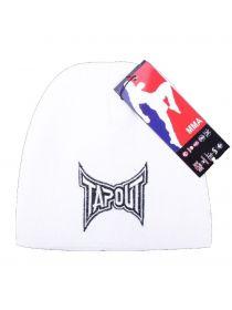 Шапка белая Tapout UFC