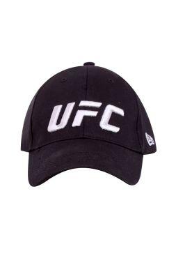 Кепка черная UFC Logo