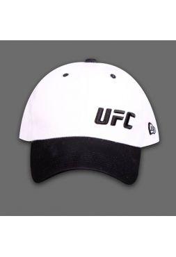 Кепка UFC Logo черно-белая