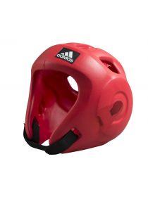 Боксерский шлем Adidas Adizero красный