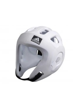 Боксерский шлем Adidas Adizero белый