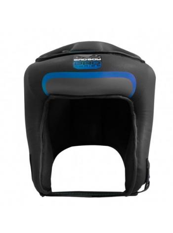 Боксерский шлем BAD BOY PRO SERIES 3.0 OPEN черно-синий