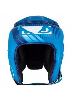 Боксерский шлем BAD BOY ACCELERATE YOUTH синий