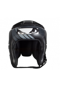 Боксерский шлем BAD BOY ACCELERATE YOUTH черный