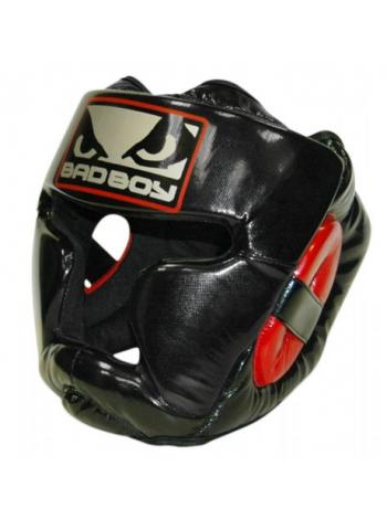 Боксерский шлем BAD BOY TRAINING SERIES черный