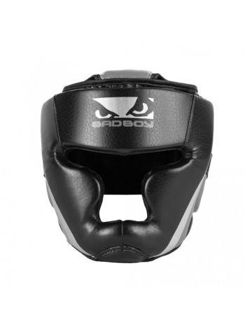 Шлем боксерский BAD BOY TRAINING SERIES 2.0 черно-серый