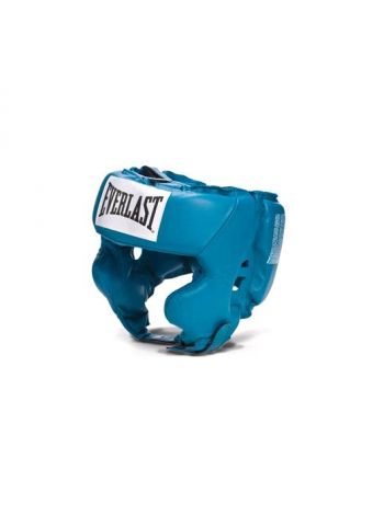 Шлем боксерский Everlast Pro Traditional синий