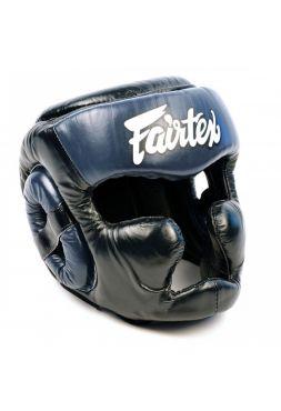 Шлем для бокса Fairtex HG13 синий