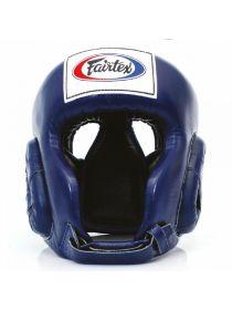 Шлем для бокса Fairtex HG6 синий