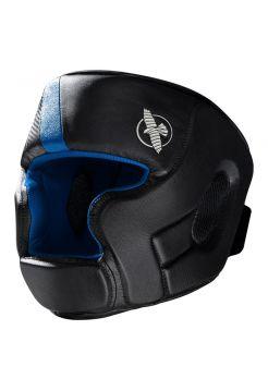 Шлем для бокса Hayabusa T3 черно-синий