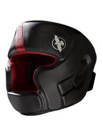Шлем для бокса Hayabusa T3 черно-красный
