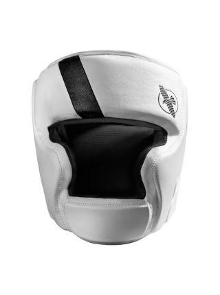 Шлем для бокса Hayabusa T3 бело-черный