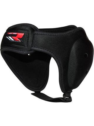 Шлем RDX Moulded Grappling Ear Guard черный