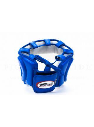 Боксерский шлем TWINS HGL-1 синий