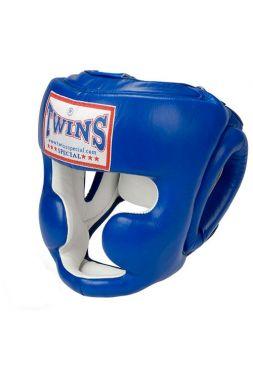 Шлем для бокса TWINS HGL-3 c защитой подбородка