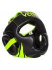 Боксерский шлем VENUM CHALLENGER 2.0 черно-желтый