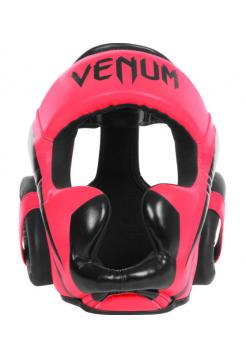 Шлем боксерский VENUM ELITE розовый