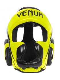 Шлем боксерский VENUM ELITE желтый