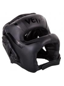 Боксерский шлем VENUM ELITE IRON черный