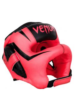 Шлем для бокса VENUM ELITE IRON розовый