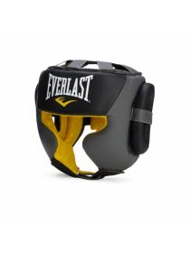Шлем для бокса Everlast Sparring серый