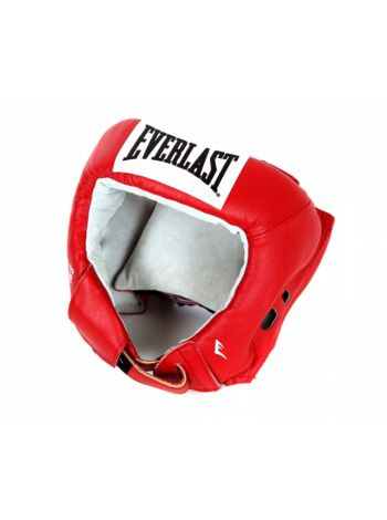 Шлем боксерский Everlast USA Boxing красный