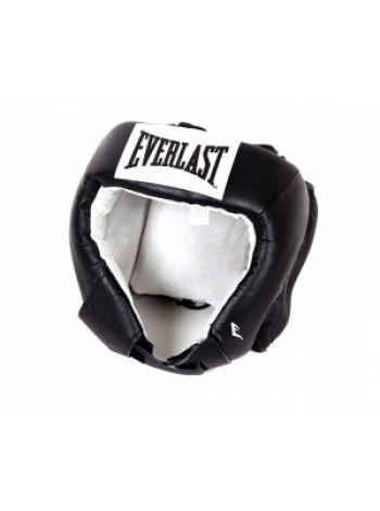Шлем боксерский Everlast USA Boxing черный