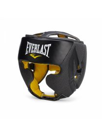 Шлем для бокса Everlast Evercool черный