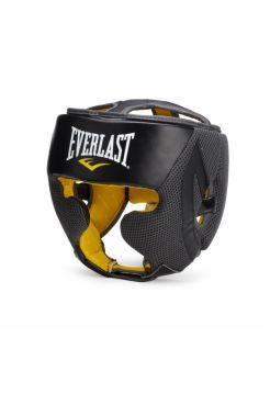 Шлем для бокса Everlast Evercool черный
