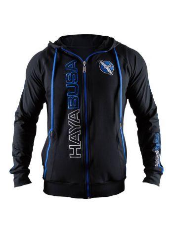 Толстовка Hayabusa Prime черно-синяя