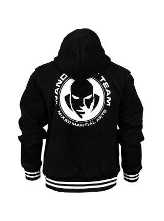 Толстовка черная Venum Wand Fight Team