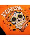 Толстовка Venum Santa Muerte оранжевая