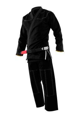 Кимоно для джиу-джитсу Adidas CHALLENGE 2.0 черное