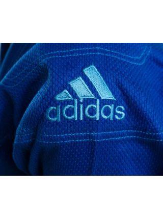 Кимоно для джиу-джитсу Adidas CHALLENGE 2.0 синее