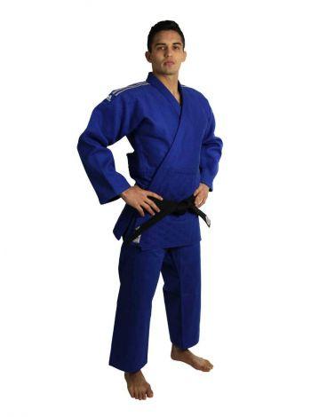 Кимоно для дзюдо Adidas CHAMPION 2 IJF SLIM FIT синее