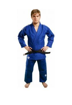 Кимоно для дзюдо Adidas TRAINING синее