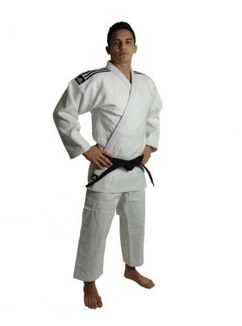 Кимоно для дзюдо Adidas CHAMPION 2 IJF SLIM FIT белое