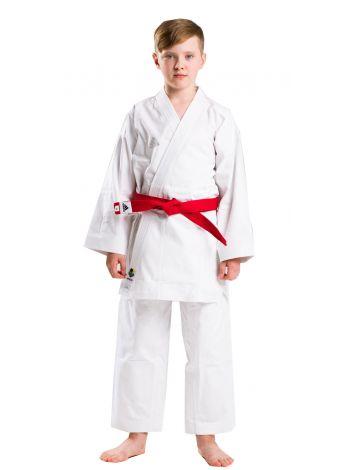 Кимоно для карате Adidas ELITE EUROPEAN CUT WKF белое