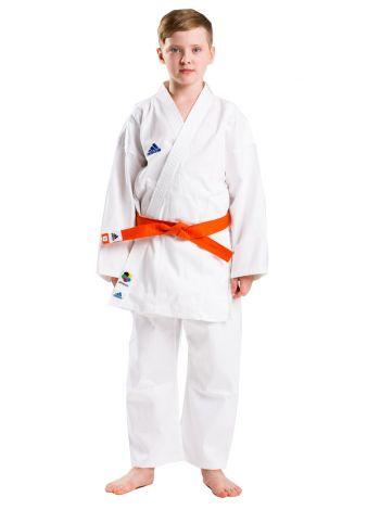 Кимоно для карате Adidas CLUB WKF белое