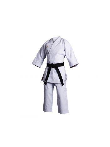 Кимоно для карате Adidas CHAMPION EUROPEAN CUT WKF белое