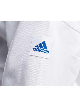 Кимоно для карате подростковое с поясом Adidas ADISTART белое