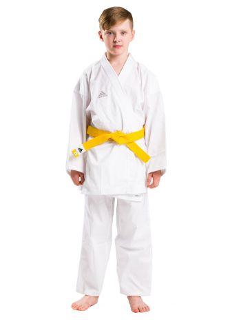 Кимоно для карате Adidas COMBAT WKF белое