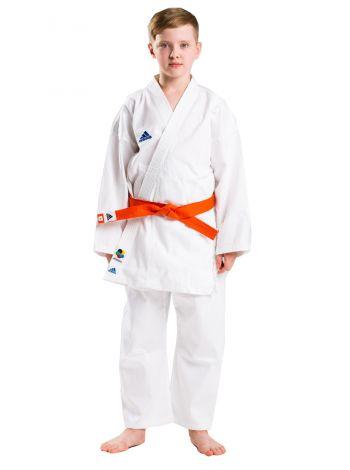 Кимоно для карате Adidas CLUB CLIMACOOL WKF белое