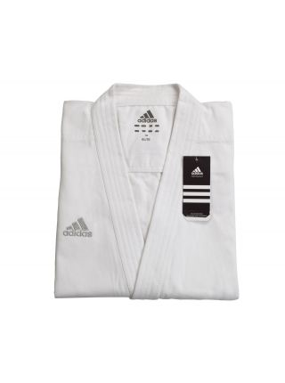 Кимоно для карате Adidas ELITE EUROPEAN CUT WKF белое