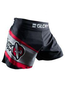 Шорты для кикбоксинга Hayabusa Glory Kickboxing черные