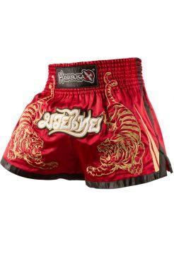 Шорты для тайского бокса Hayabusa Premium красные